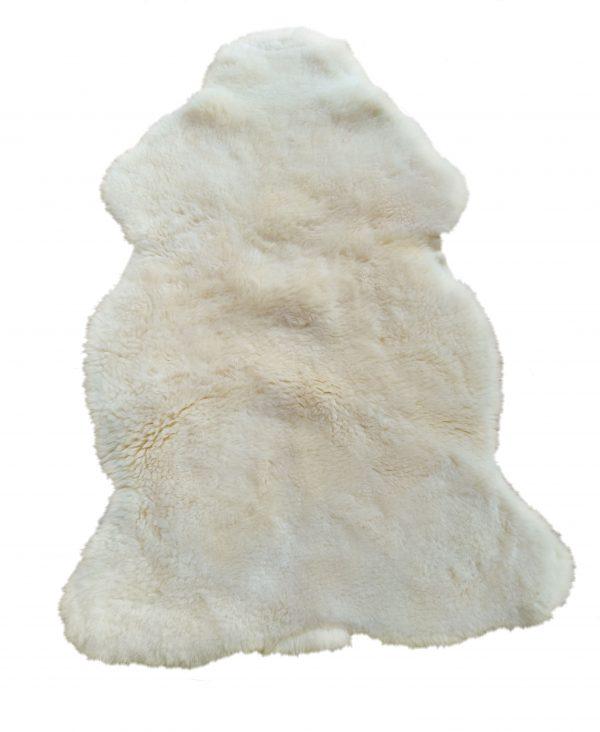 Ein weiches Schaffell